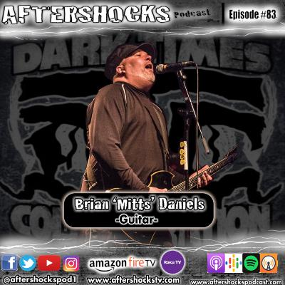 "Aftershocks - Interview with ex-Madball Guitarist Brian ""Mitts"" Daniels"