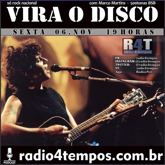 Rádio 4 Tempos - Vira o Disco 80:Rádio 4 Tempos