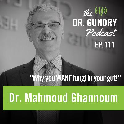 There's fungus in your gut (surprise!)