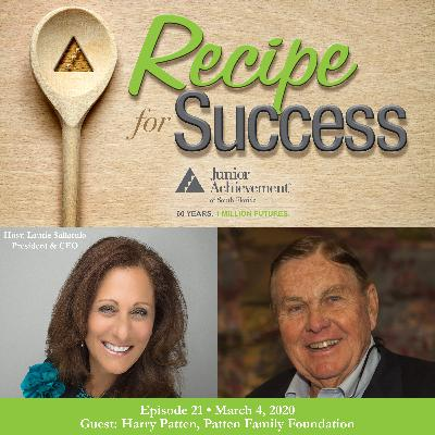 Recipe for Success, Episode 21, March 4, 2020, Guest Harry Patten
