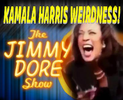 Kamala Harris Weirdness!