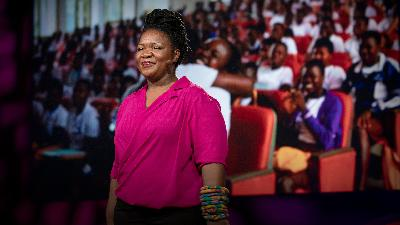 How repaying loans with social service transforms communities   Angie Murimirwa