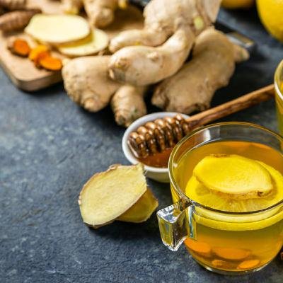 Immune Boosting Properties When Home Canning Gingerroot