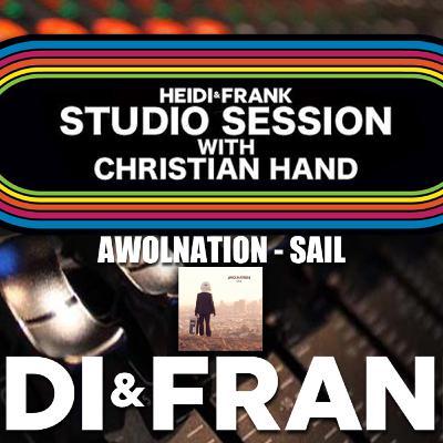 HF Studio Session With Christian James Hand 08/16/21
