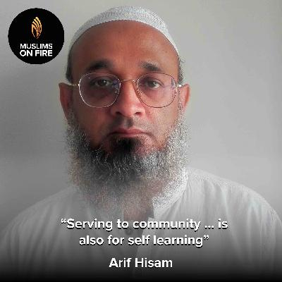 Arif Hisam & Quran Majeed App