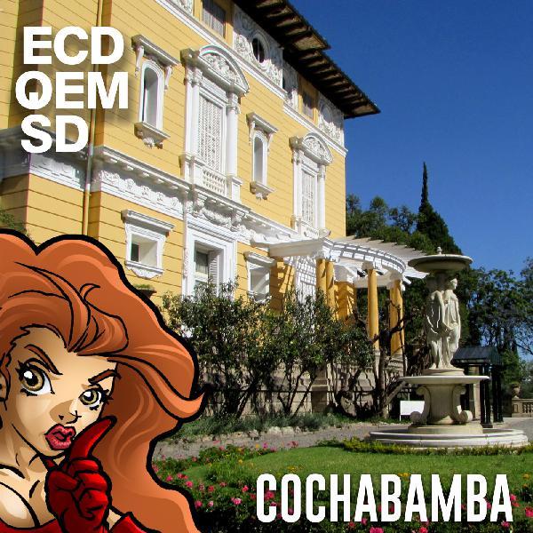 4325: Cochabamba La Llajta