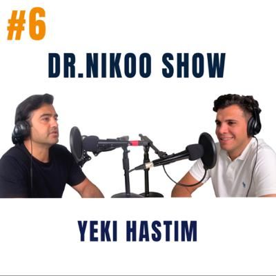 Dr Nikoo Show #6 Reza Abedini جهانگرد،سفیرصلح و فعال اجتماعی Yekihastim
