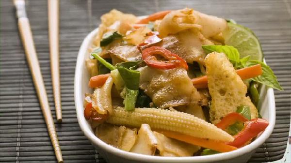 Take a Peek inside the Vegan Eats World Cookbook