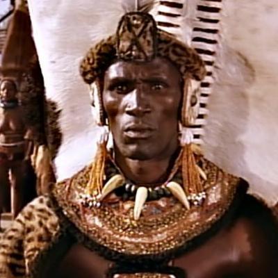 Shaka Zulu (1986 TV Miniseries)with Gloria Kiconco - (Episode 91)