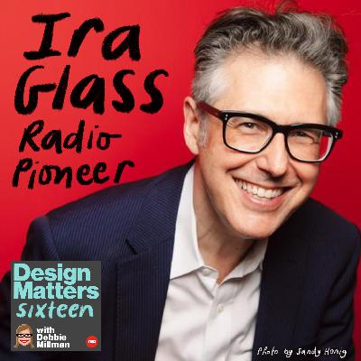 Design Matters From the Archive: Ira Glass