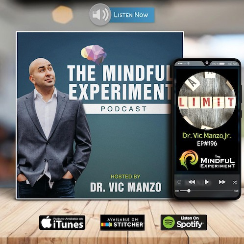 EP#196 - The Limitations You Fight, You Keep