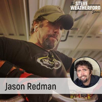 Finding Your Strength and Becoming A Good Leader with Jason Redman