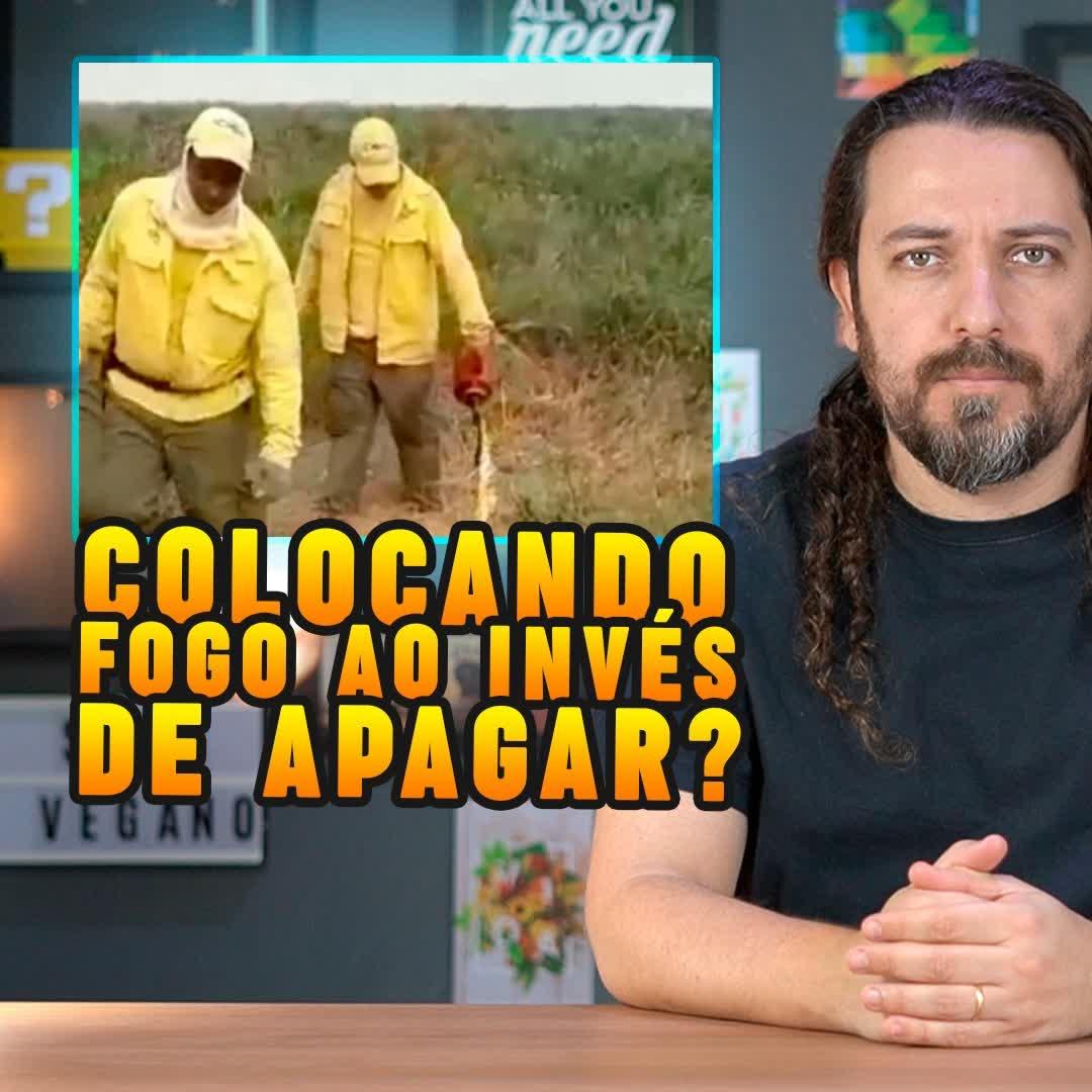 Pantanal: brigadista põe fogo ao invés de apagar? Entenda o que houve.