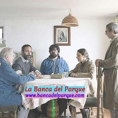 13.04.2021 - La Banca del Parque - Alba Lucía Varela - Lo Humano y lo Divino