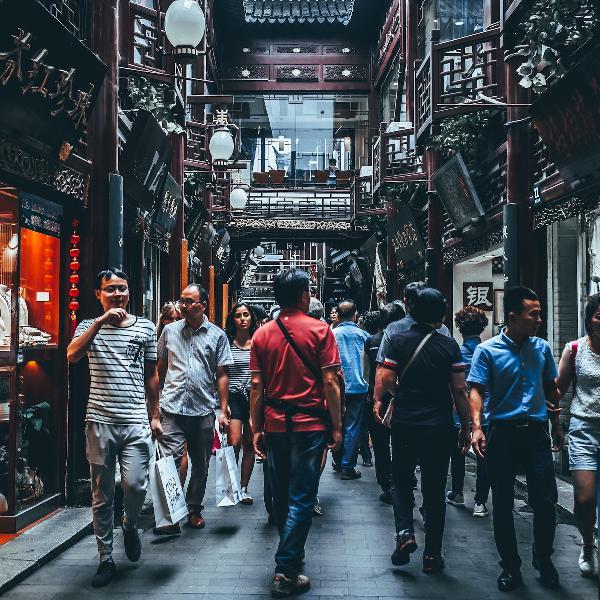 42 - China's Social Credit Score