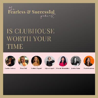 Is Clubhouse worth your time - LIVE PANEL with Powerhouse speakers
