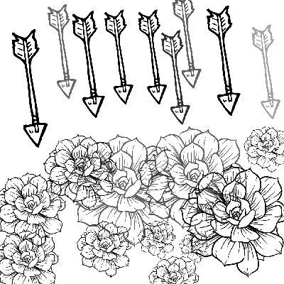 Convirtiendo las flechas en flores | 71 #sersiendo