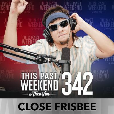 E342 Close Frisbee