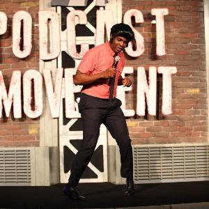 Bonus Epsiode - The Unique Emcee, Donald Kelly. Podcast Movement Sessions