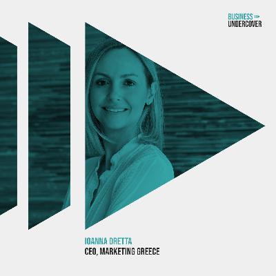 Marketing Greece: Ο τουρισμός και το brand της Ελλάδας — Ιωάννα Δρέττα