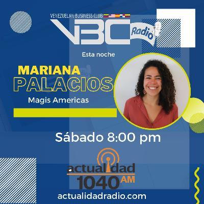 Mariana Palacios MAGIS Americas