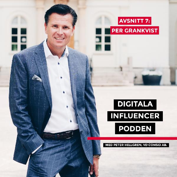 7. Per Grankvist, författare & journalist