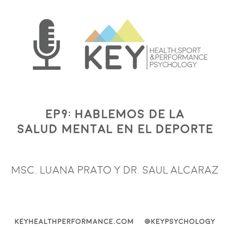 EP9: Hablemos de la salud mental en el deporte