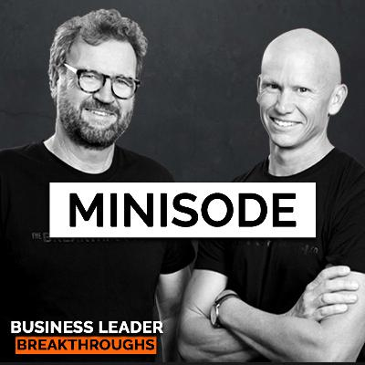 MINISODE 10 - Your Wealth Path from Employment to Business Owner