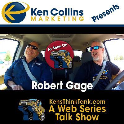 Robert Gage is Promoting Outdoor Rec & Recording Senior Stories