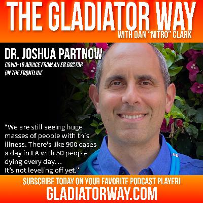 29: Dr Joshua Partnow | COVID-19 Advice from an ER Doctor on the Frontline