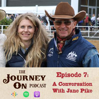 "Episode #8: ""A Conversation with Jane Pike"""
