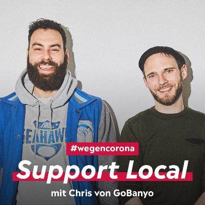 """Support Local: So geht der Duschbus """"GoBanyo"""" mit der aktuellen Lage um #wegencorona"""