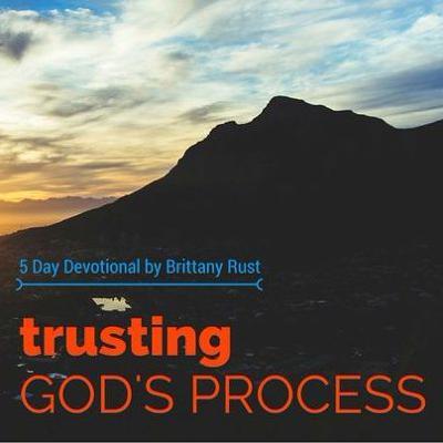 #Trusting God's Process 3