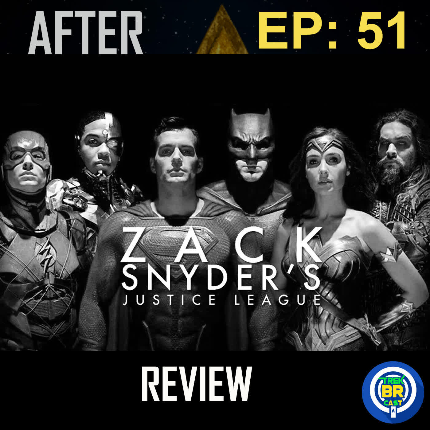 Zack Snyder's Justice League: Review - AFTER 51