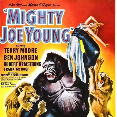Episode 24- Mighty Joe Young, 70th Anniversary Special