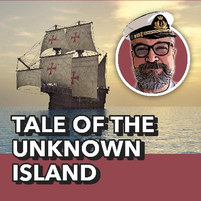 Tale of the Unknown Island, by José Saramago