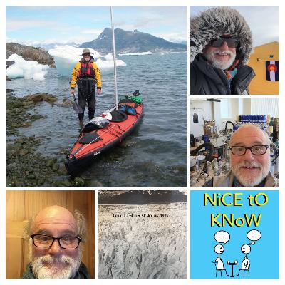 Xmas Special 2020: Studying Climate Change at the North Pole with Bruce Vaughn