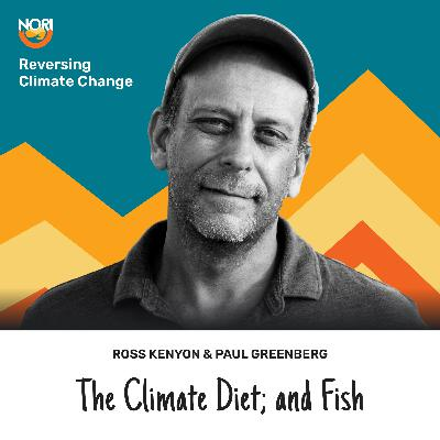 S2E61: Paul Greenberg on The Climate Diet: 50 Simple Ways to Trim Your Carbon Footprint