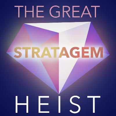 RR38: The Great Stratagem Heist (Game Theory: Iterated Elimination of Dominated Strategies)