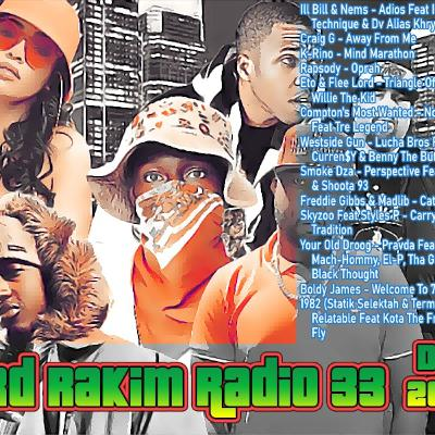 Episode 33: Lord Rakim Radio Show #33 - Dec 2020