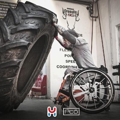 #033 - Painel: Atletas Adaptados no CrossFit
