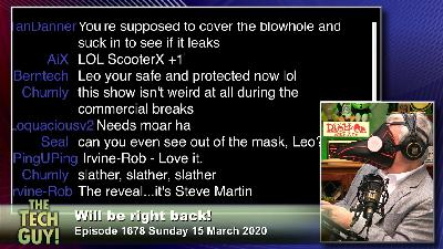 Leo Laporte - The Tech Guy: 1678
