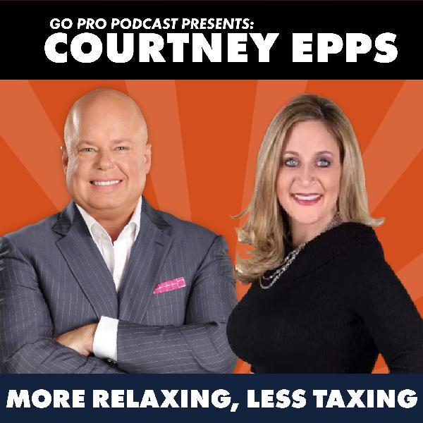 Courtney Epps:  More Relaxing, Less Taxing