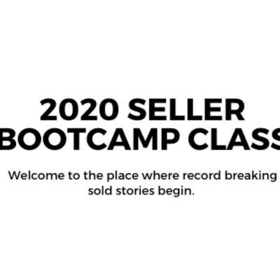 Episode 179: Seller Bootcamp 🏋️‍♀️ 2020 is LIVE!