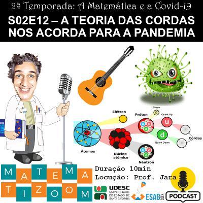 S02E12- A Teoria das Cordas nos Acorda para a Pandemia