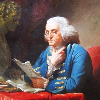 Hillsdale Dialogues 4-16-21 American Heritage: Benjamin Franklin Pt.  II