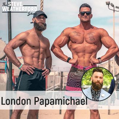 Turning Pain into Power with London Papamichael