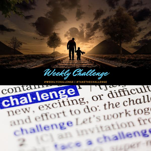 #WeeklyChallenge   From Ep 43 F.A.Q. To Buying A House