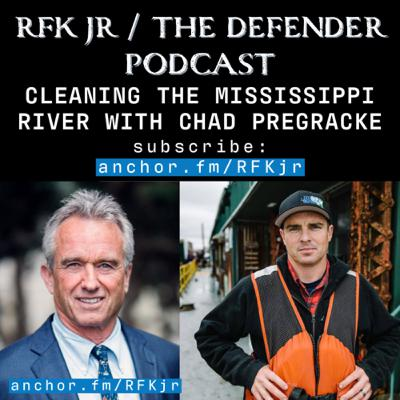 Cleaning the Mississippi River with Chad Pregracke