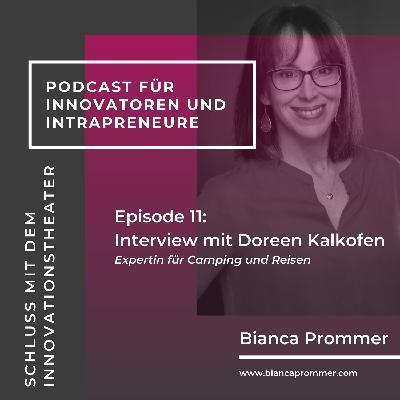 #011: Interview mit Reise- und Campingexpertin Doreen Kalkofen